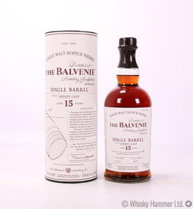 Balvenie - 15 Year Old Single Barrel (Sherry Cask #2801)