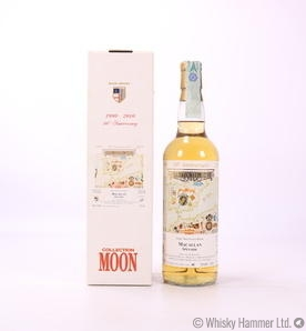 Macallan - 1990 (30th Anniversary) Moon Import