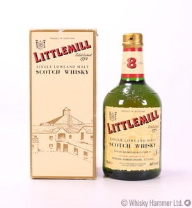 Littlemill - 8 Year Old