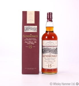 Glendronach - 15 Year Old (1990s)