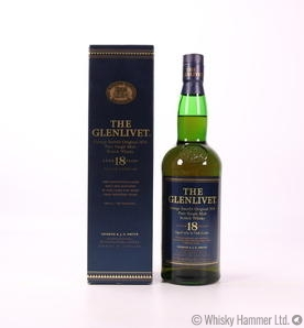 Glenlivet - 18 Year Old