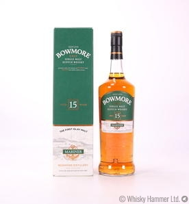 Bowmore - 15 Year Old (Mariner)
