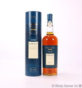 Oban - 1980 Distiller's Edition