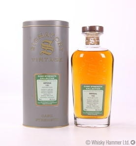 Imperial - 23 Year Old (1982) Signatory Vintage