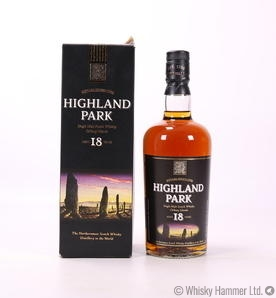 Highland Park - 18 Year Old (Old Style)