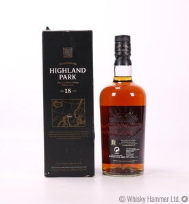 Highland Park - 18 Year Old (Old Style) Thumbnail