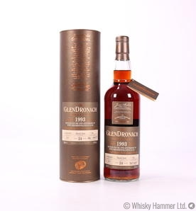 Glendronach - 24 Year Old (1993) Single Cask #653