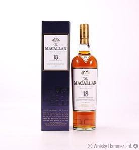 MacAllan - 18 Year Old (2017 Edition) Thumbnail