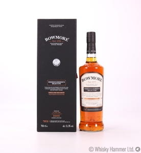 Bowmore - 17 Year Old (Warehousemen's Selection) Distillery Exclusive