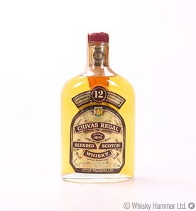Chivas Regal - 12 Year Old (37.5cl)