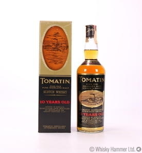 Tomatin - 10 Year Old (1980s)