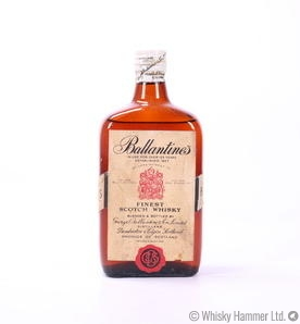 Ballantine's - Finest Scotch Whisky (1980s) Thumbnail