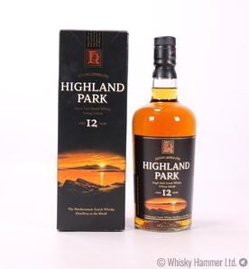 Highland Park - 12 Year Old (Old Bottle Style)
