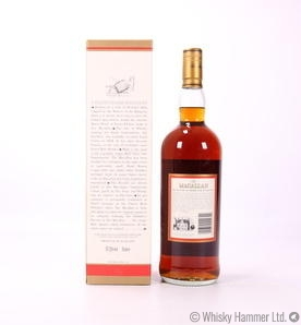 Macallan - 10 Year Old (Cask Strength, 1 Litre) Thumbnail