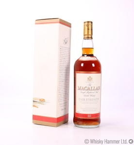 Macallan - 10 Year Old (Cask Strength) 1 Litre Thumbnail