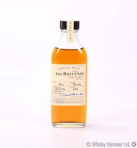Balvenie - 1992 (Duty Paid Sample 10cl)