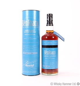 BenRiach - 39 Years Old (1976 Vintage Single Cask)