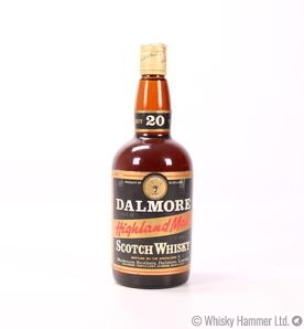 Dalmore - 20 Year Old (1970s)