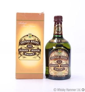 Chivas Regal - 12 Year Old (Silver Jubilee)