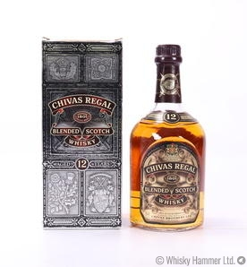 Chivas Regal - 12 Year Old (Valued Employee Bottling)