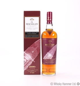 Macallan - Whisky Maker's Edition (Travel Range, Ocean Liner)