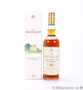 Macallan - 10 Year Old (1990s) Thumbnail