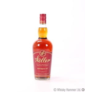 W.L. Weller - Antique 107 (Wheated Bourbon) Thumbnail