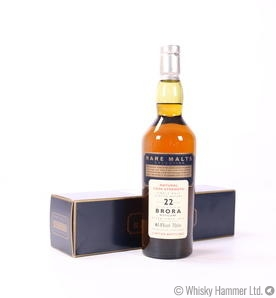 Brora - 22 Year Old (Rare Malts 1972) Thumbnail