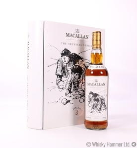 Macallan - The Archival Series - Folio 3