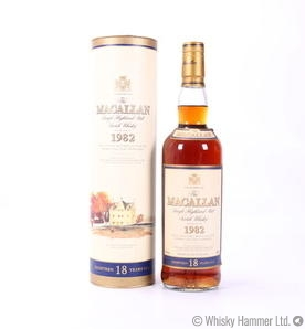 Macallan - 18 Year Old (1982)