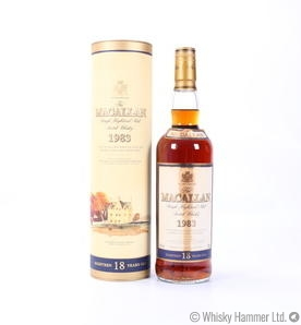 Macallan - 18 Year Old (1983)