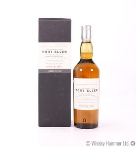 Port Ellen - 25 Year Old (1979) 5th Release