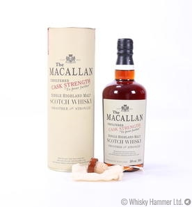 Macallan - Cask Strength (Fino Sherry) 500ml