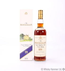 Macallan - 18 Year Old (1979)