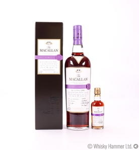 Macallan - 14 Year Old (2011 Easter Elchies) + Miniature