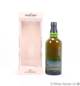 Hakushu - 18 Year Old (Limited Edition)