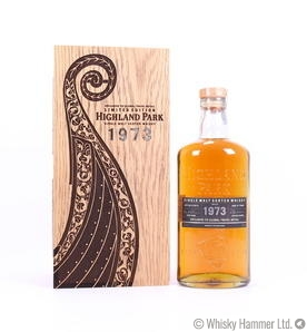 Highland Park - 37 Year Old (1973) Limited Edition