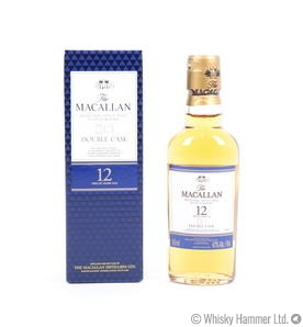 Macallan - 12 Year Old (Double Cask) Miniature US