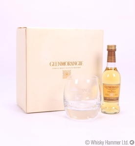 Glenmorangie - Ten Year Old Miniature & Glass
