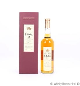 Brora - 35 Year Old (Limited Edition)