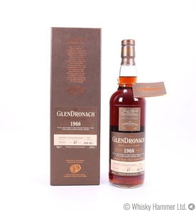 Glendronach - 47 Year Old (1968) Single Cask #5837