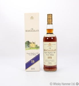Macallan - 18 Year Old (1978)