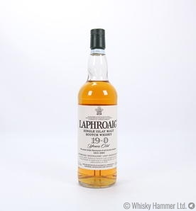 Laphroaig - 19 Year Old (190th Anniversary)