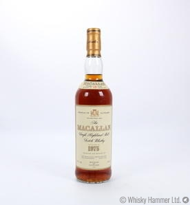 Macallan - 18 Year Old (1975) Sherry Oak