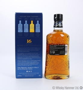 Highland Park - 16 Year Old (Wings Of The Eagle) Thumbnail