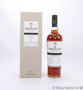Macallan - 2003 Exceptional Single Cask (#9100-13, 2017)