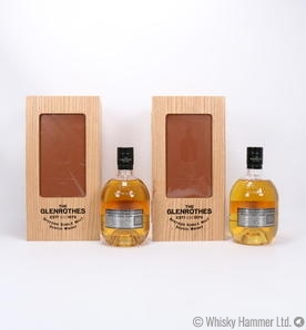 Glenrothes - 1976 (Single Cask #2685 and #2682)