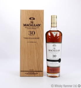 Macallan - 30 Year Old (2018) Sherry Oak