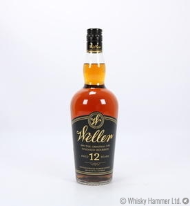 W.L. Weller - 12 Year Old (Wheated Bourbon Whiskey)