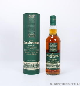 Glendronach - 15 Year Old Revival (2018)